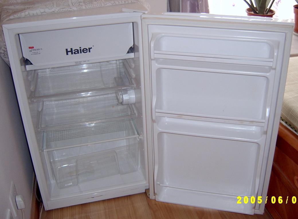 转让--海尔小小王子冰箱1台 - 深圳房地产信息网