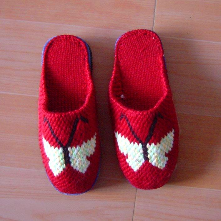 男孩子手工制作简单鞋子