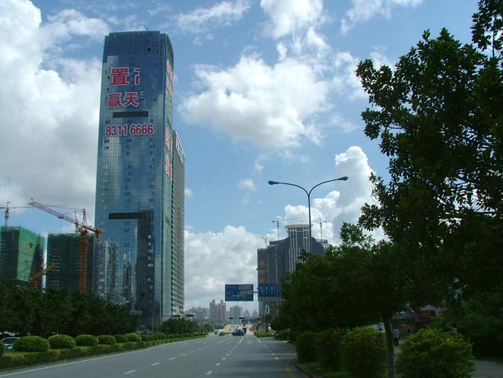 高)的电梯试验塔
