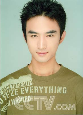 中国十大帅气男模特