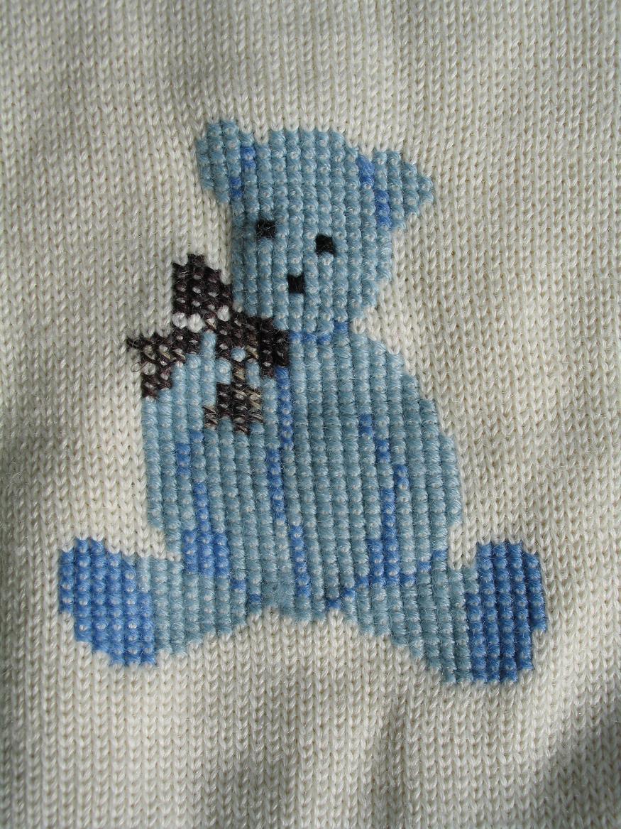 毛衣图纸小孩可爱图案caxa图纸压缩图片
