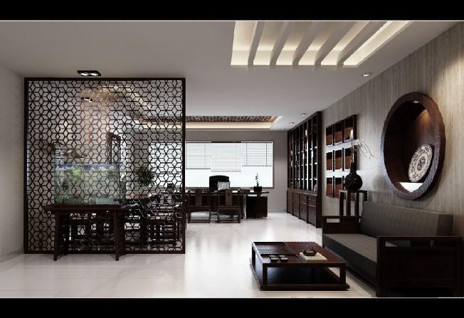 65平方办公室装修设计