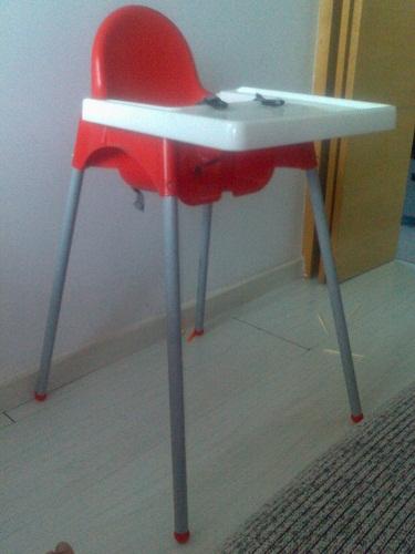 宜家儿童餐椅