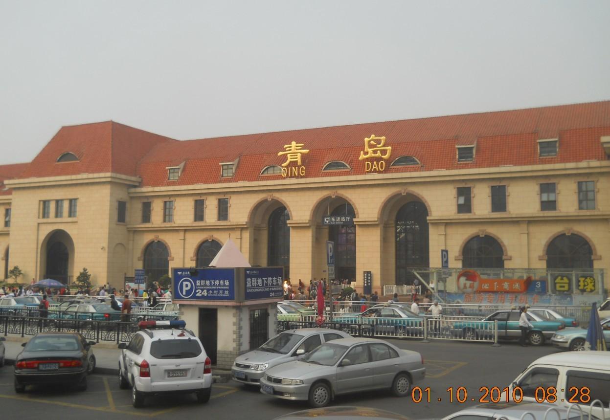 上海,无锡,青岛,烟台,蓬莱,威海,泰山十五日游记