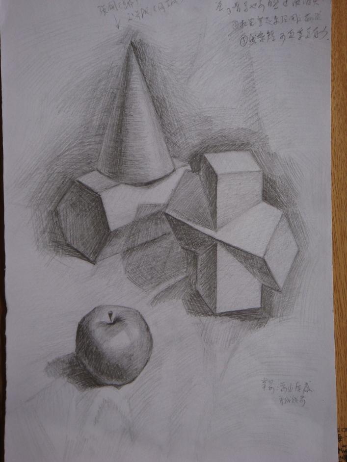 大蒜素描结构图