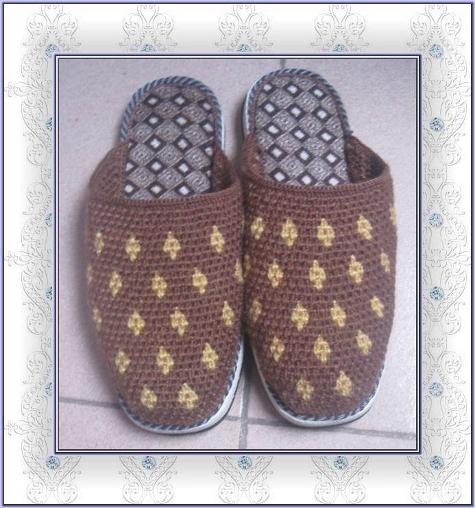 温暖爱心----手工毛线拖鞋和棉鞋