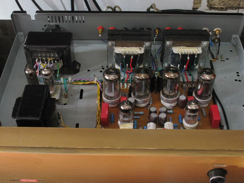 【全手工diy发烧级音响】自制的胆机功放与无源音箱