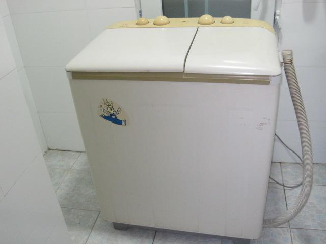 > [转让]5公斤金羚半自动洗衣机
