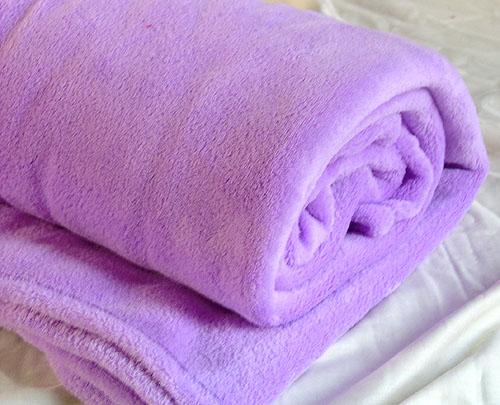 6,一级珊瑚绒毯子