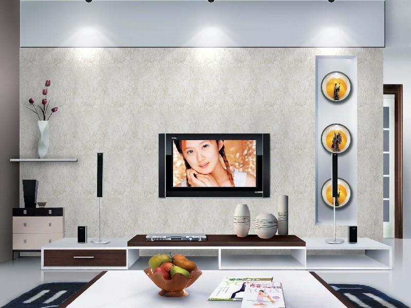 别墅电视背景墙.主人房液体壁纸.小孩房液体壁纸