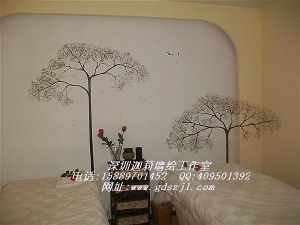 深圳手绘墙 墙绘