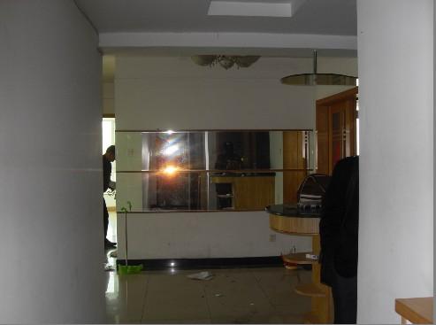 100多平米房子简装客厅和饭厅装修效果图