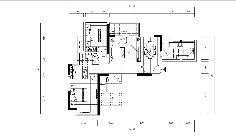 房子装修设计整体需要考虑