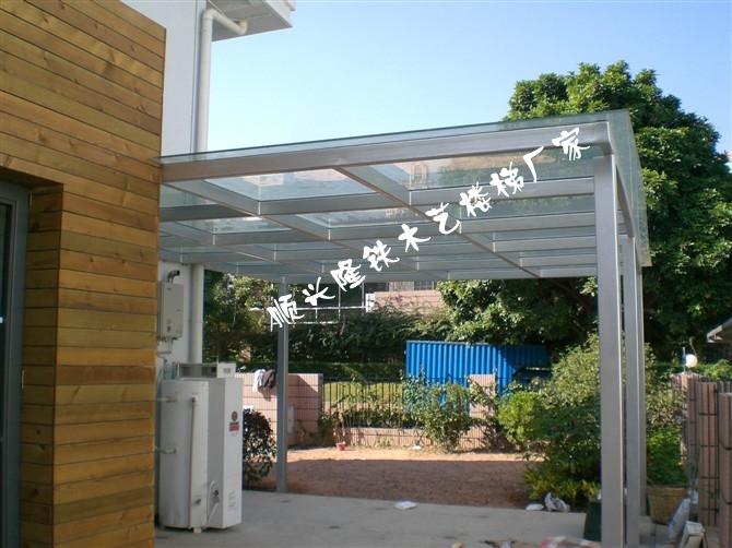 专业设计制作安装铁木 不锈钢楼梯扶手 别墅大门 户外围