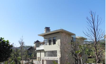 看房日记:惠林汤泉——惠州唯一温泉入户别墅区