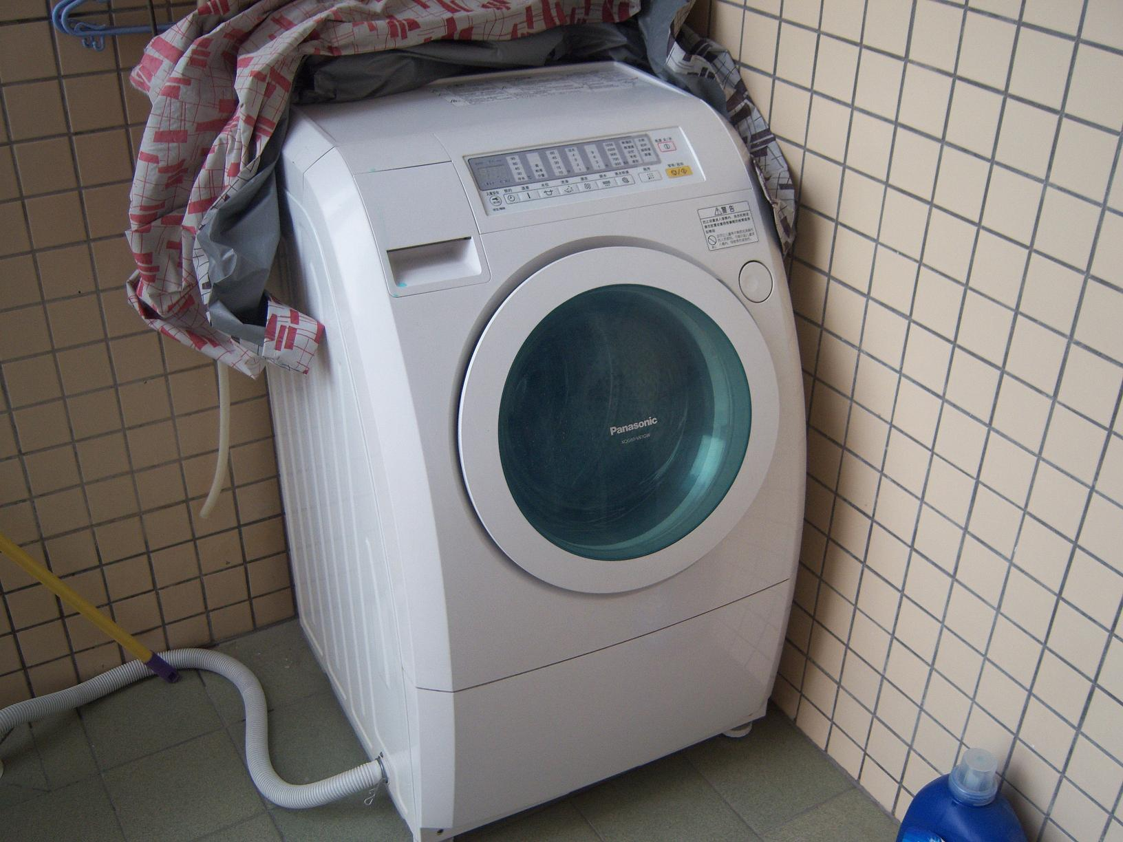的松下滚筒洗衣机