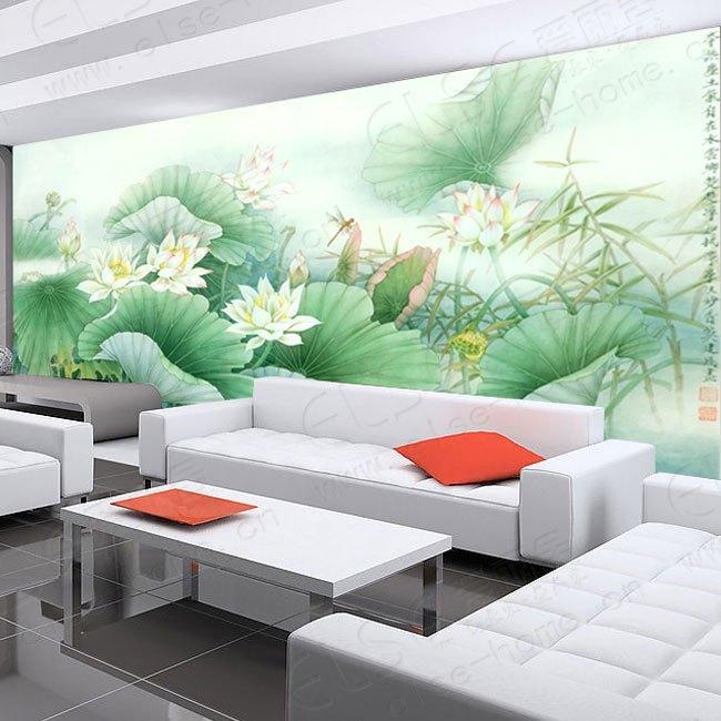 手绘壁画 家居装饰的潮流