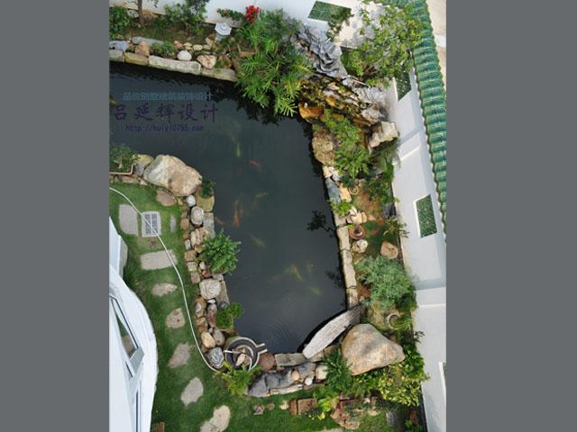 > 古典中式别墅室内和园林设计(吕延辉别墅设计)