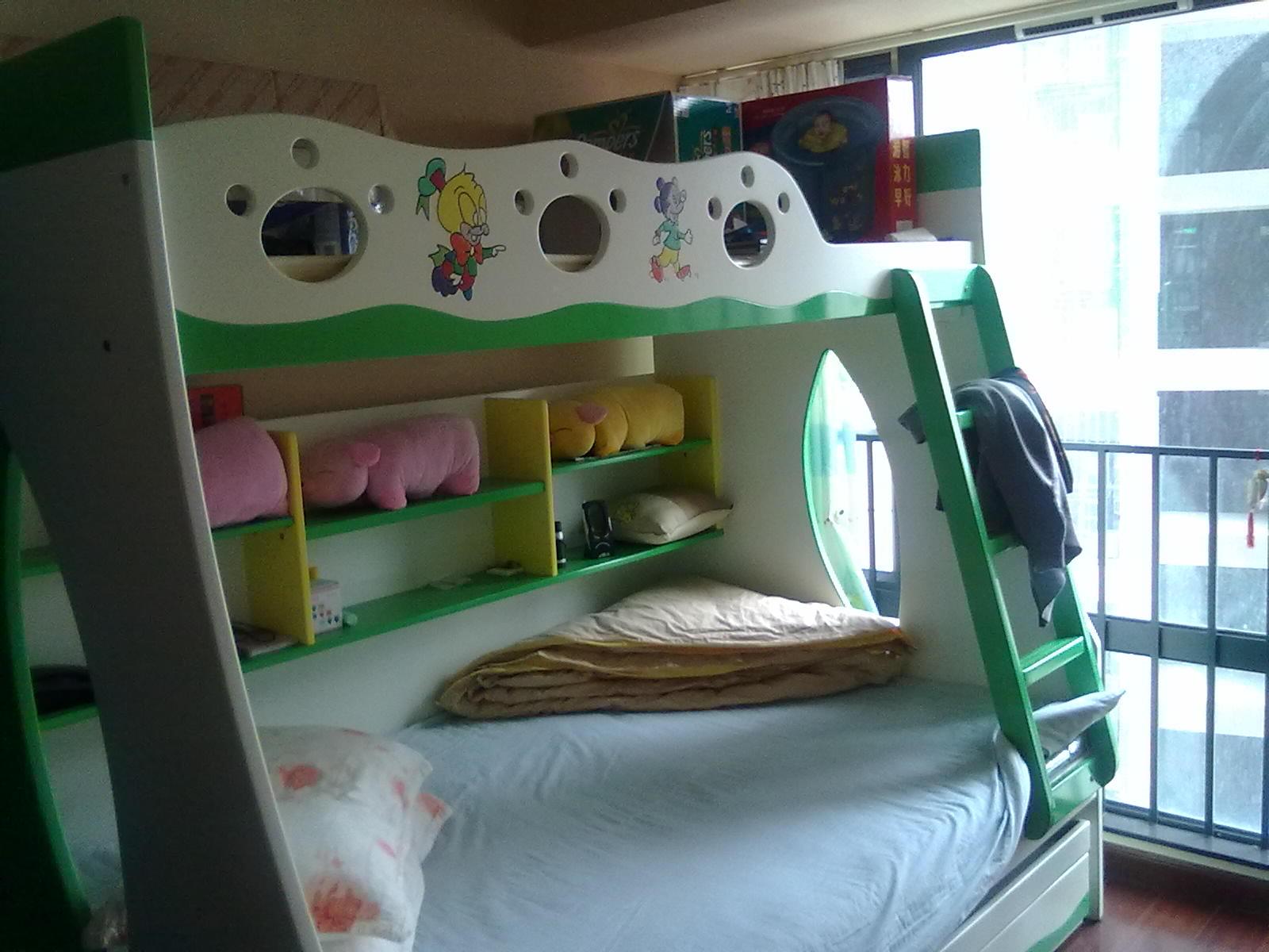 [转让]转让儿童上下铺床