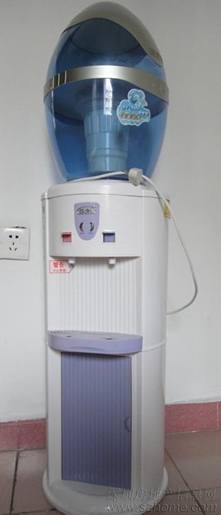 [转让]安吉尔饮水机,银蛋净水桶(净水器)