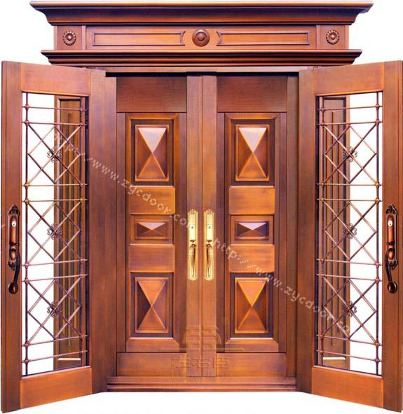 半圆古典欧式门