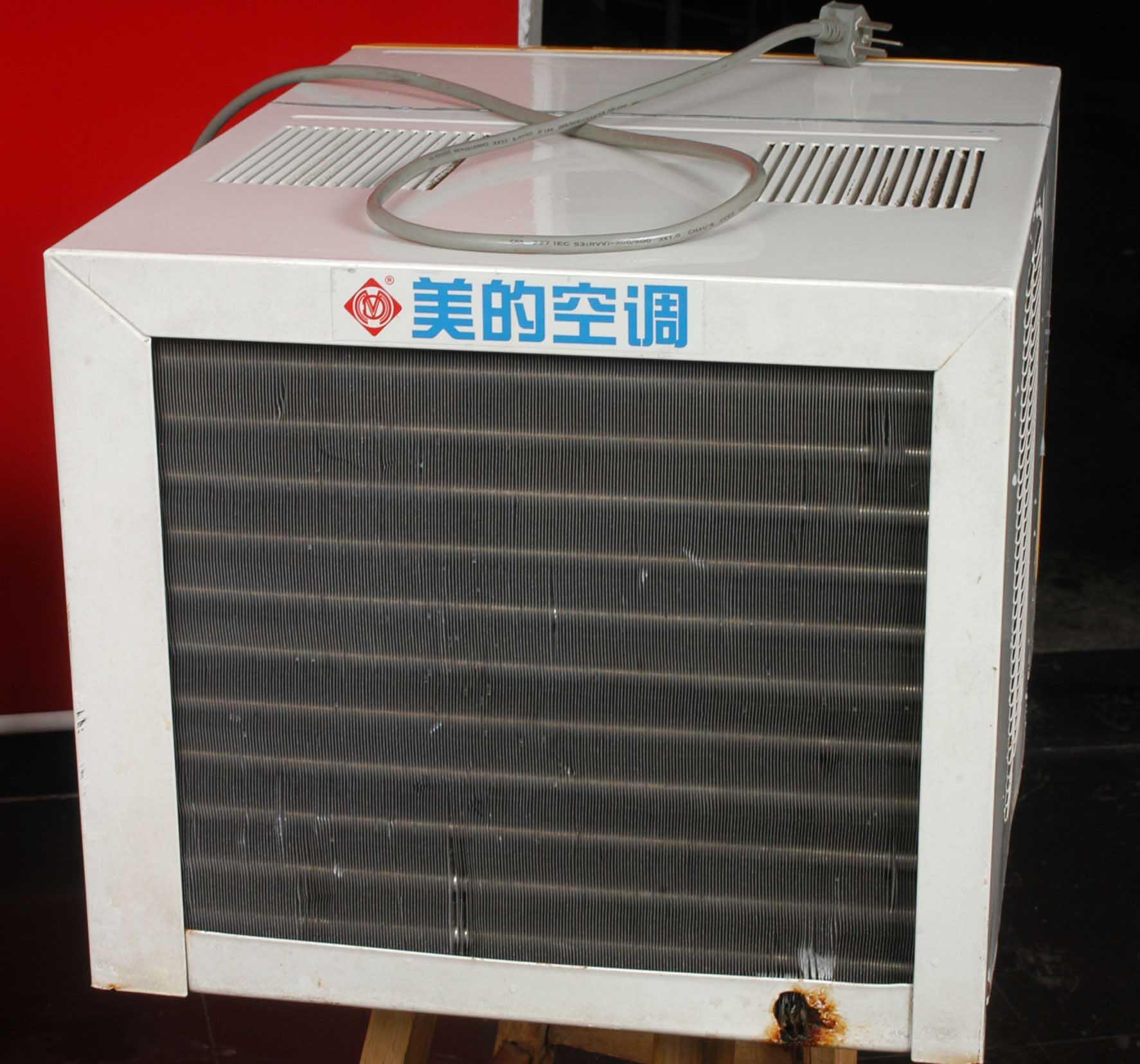 [转让]转让 美的 窗式空调一台,海尔分体空调一台