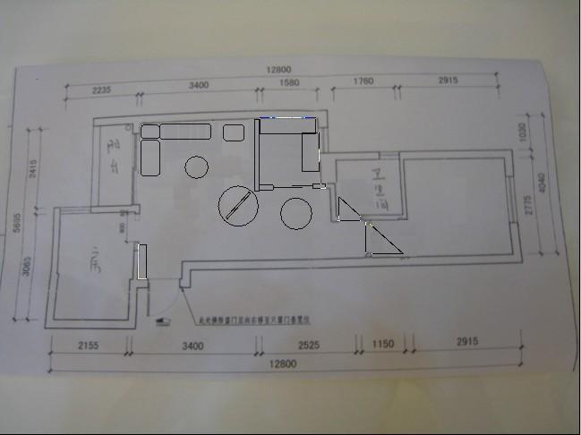 农村小二楼结构图