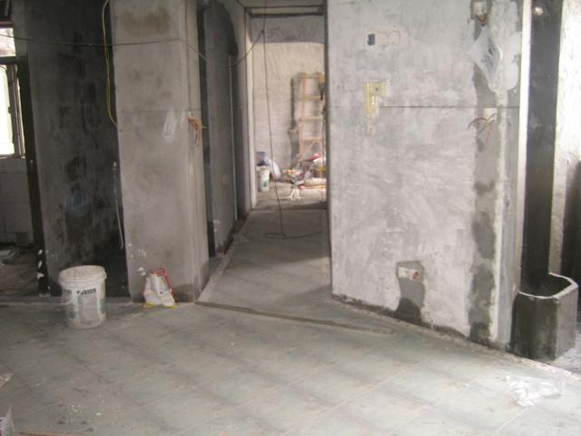 次进入百花公寓装修,内有施工图片,需要装修的业主请联系高清图片