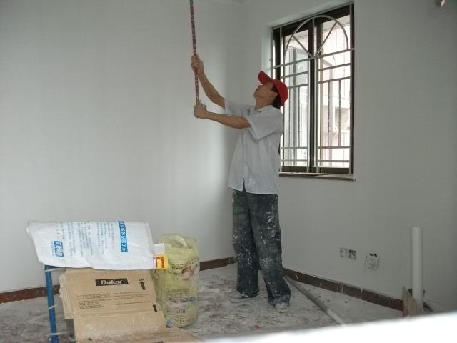 龙岗二手房刷墙找漆工105平米,请报价 - 深圳房