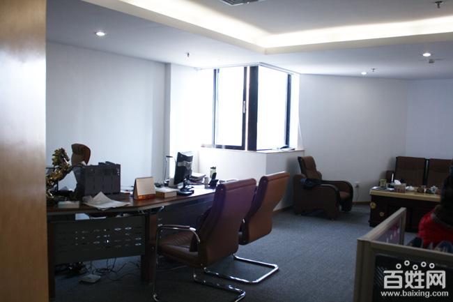租笋岗体育大厦88平米商务办公精装修带豪华家俬 深圳房地产信息网