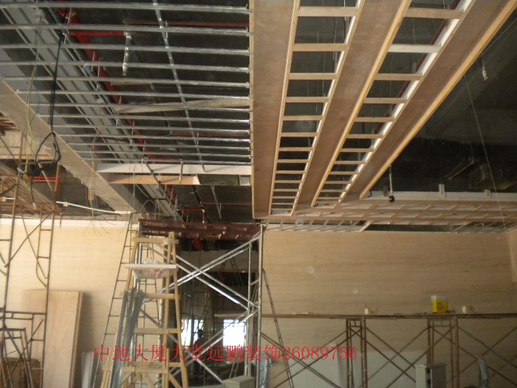 香路中航沙河工业园2号楼一楼办公楼装修改造项目招标公告