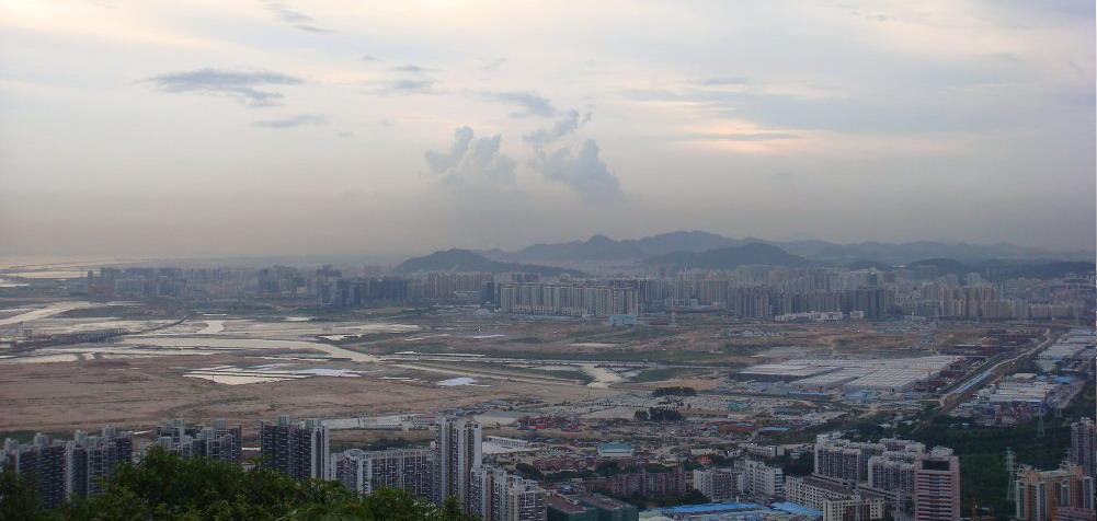 深圳前海湾对比全球各大世界级湾区及cbd