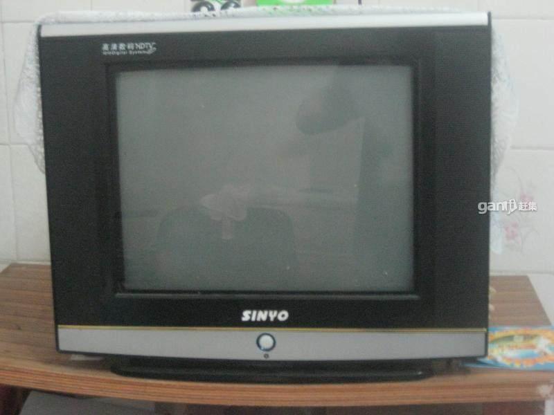> [转让]白石洲转让14寸电视机 风扇