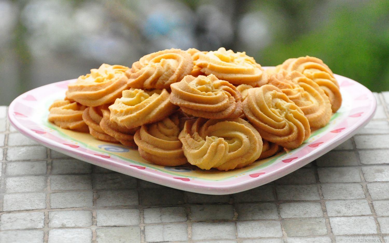 花纹超清晰的曲奇饼 - 深圳房地产信息网论坛