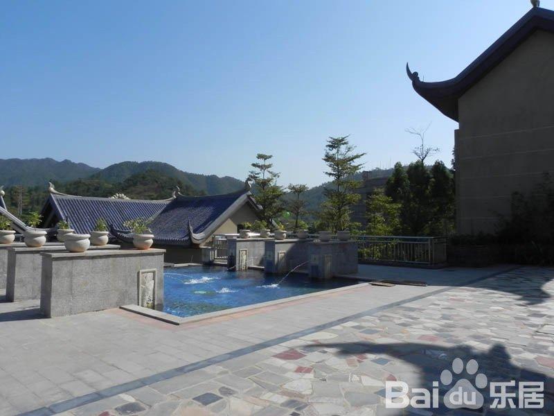 东南亚建筑风格.全部按国际五星级酒店装修标准打造的豪华装