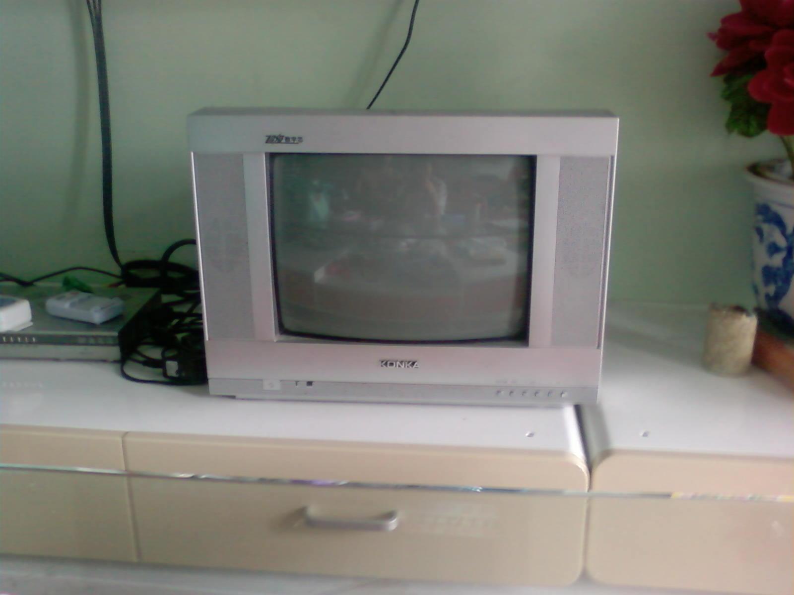 > [转让]分开转(电视篇) 康佳14寸正品电视机