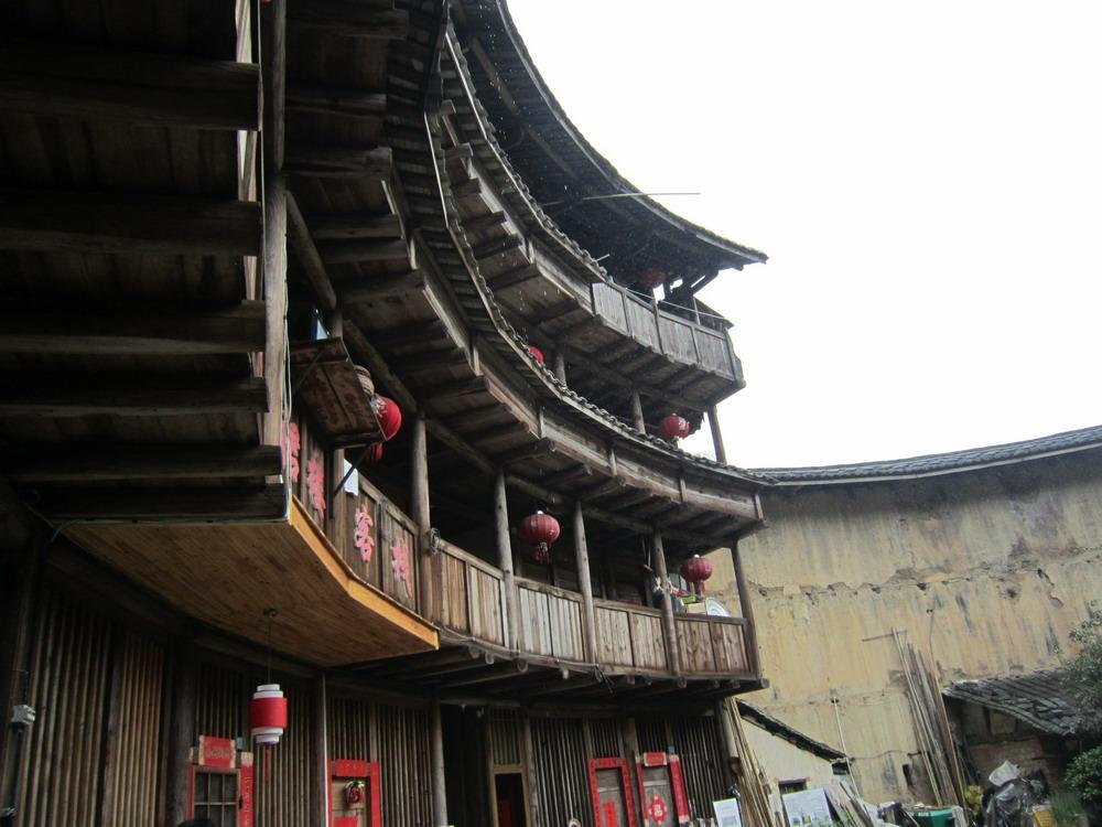 祖祠建筑结构造型