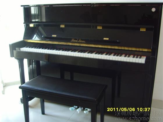 > [转让]转让家用珠江钢琴图片