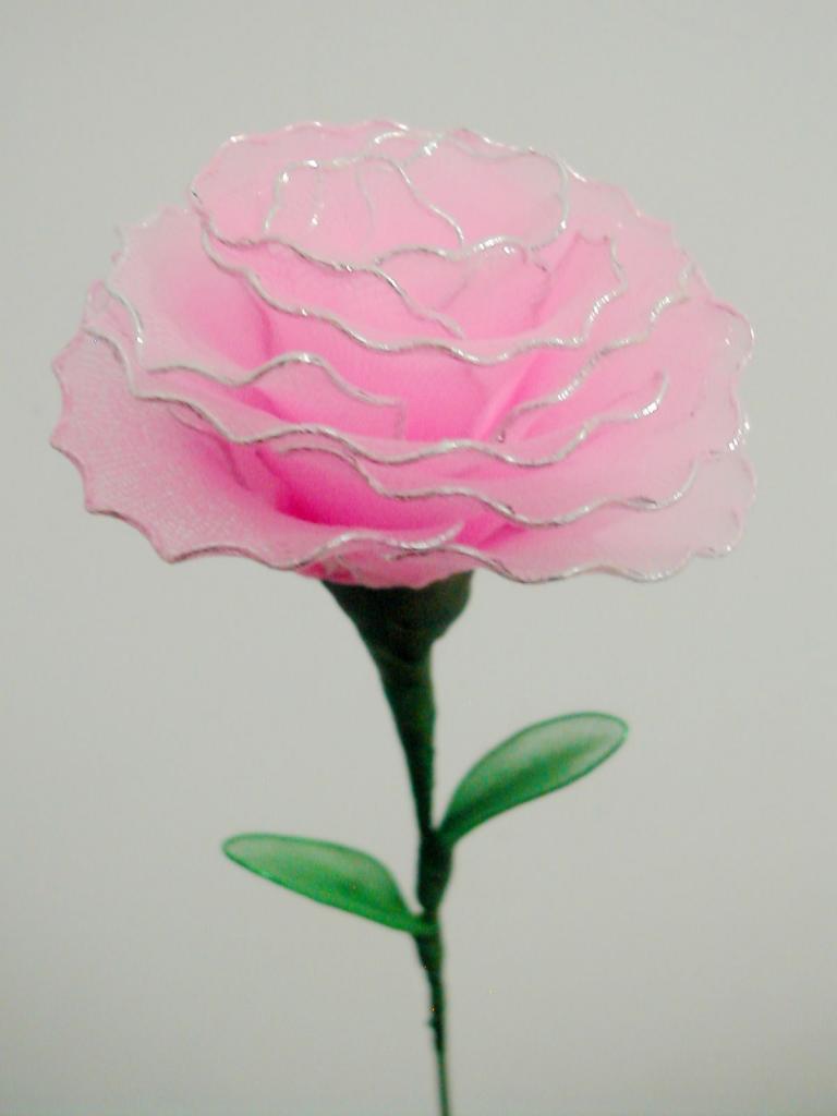 康乃馨手工花朵制作方法图解