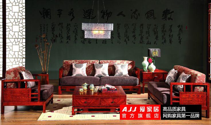 红木家具装饰品图片