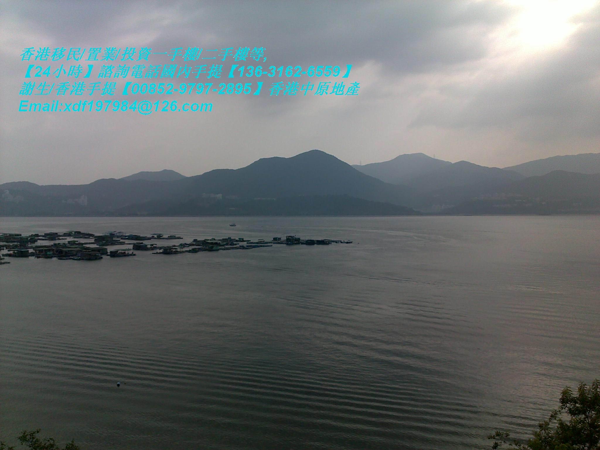 香港大埔富汇半岛临海新豪宅,香港比华利山别墅,香港新房