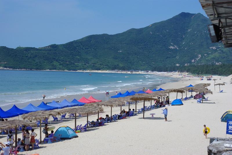 深圳南澳半岛旅游景点