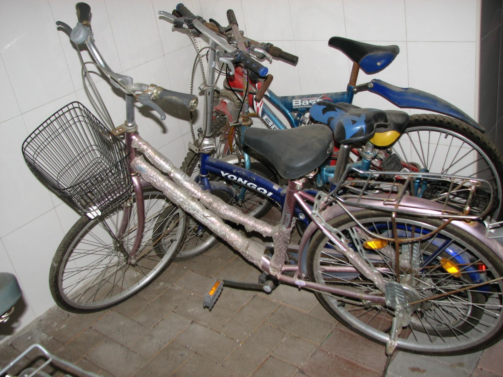 儿童自行车车头安装步骤图
