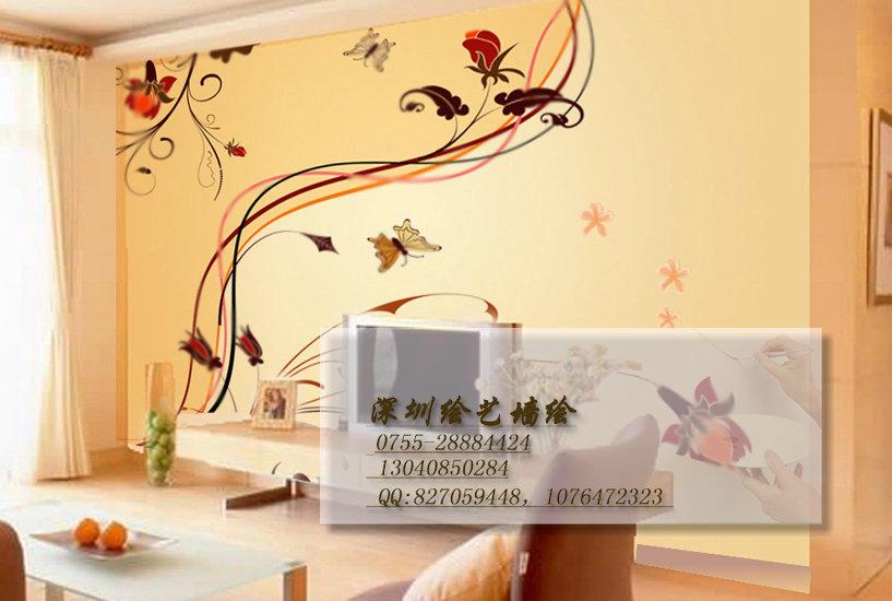 深圳墙绘公司 深圳手绘墙