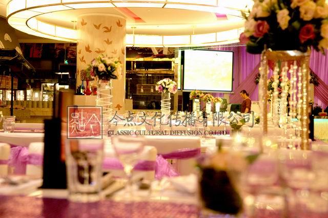 自助餐-西式婚礼现场案例