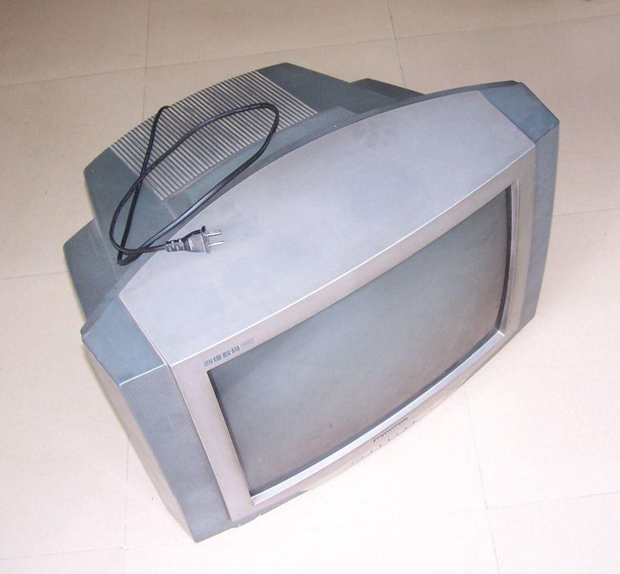 [转让]创维21寸crt电视 80元 民治小学附近自取