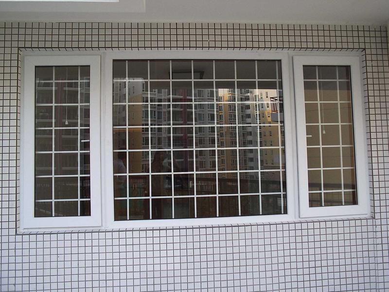 格子門窗裝修效果圖