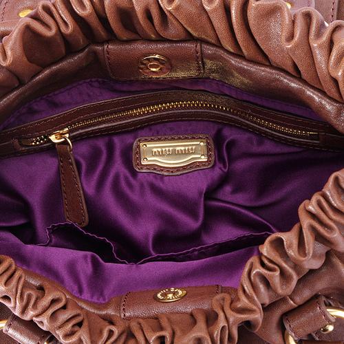 miumiu紫色包包