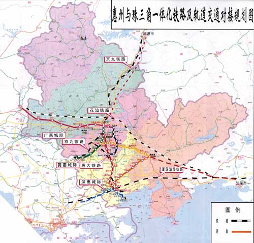 比如惠阳东方新城,半岛一号,中天彩虹城,振业城等都是占地面积在几十
