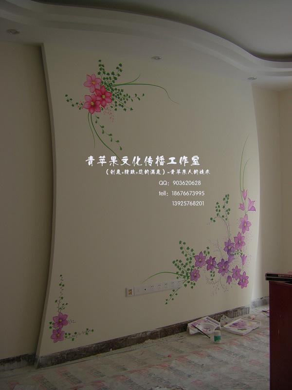 深圳手绘墙画